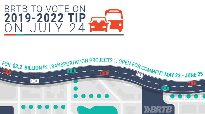 BRTB Seeks Public Comments on $3.2 Billion in Transportation Projects