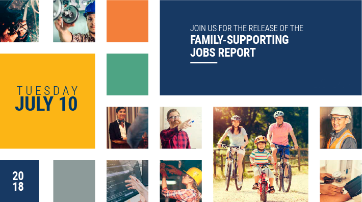 Family-Supporting Jobs Report Projects Employment Growth for Workers with Less Than a Bachelor's Degree Through 2026