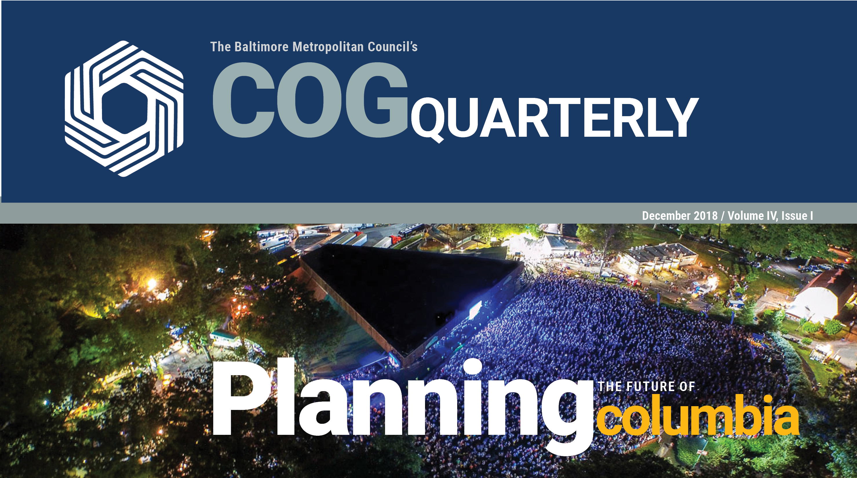 COG Quarterly December 2018 Magazine