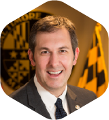 Johnny Olszewski - Baltimore County Executive