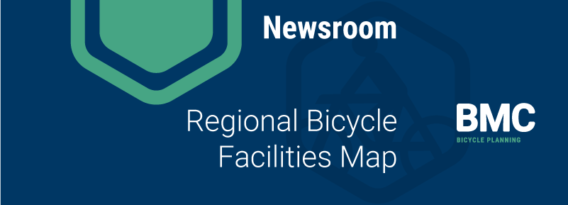 The BRTB Updates Regional Bicycle Facilities Map