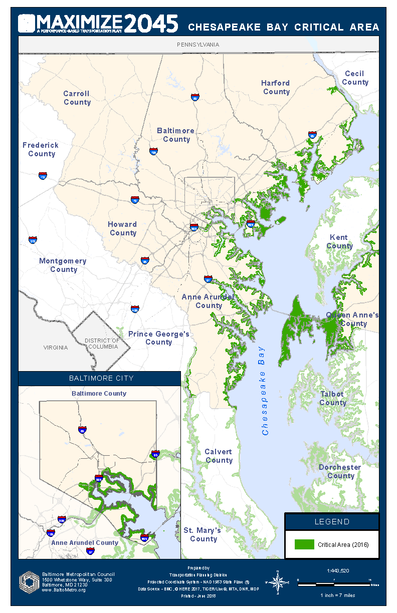 Chesapeake Bay Critical Area