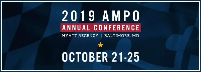 BMC and BRTB co-host the 2019 AMPO Annual Conference